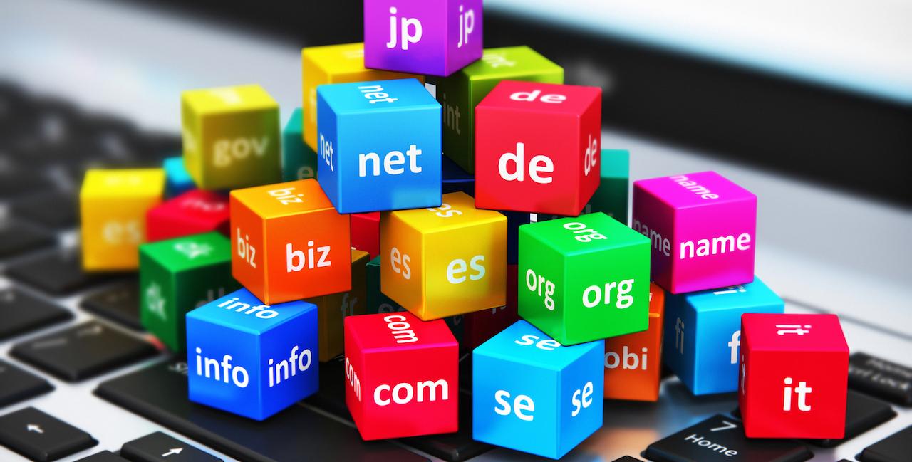 Domain nevek és végződések
